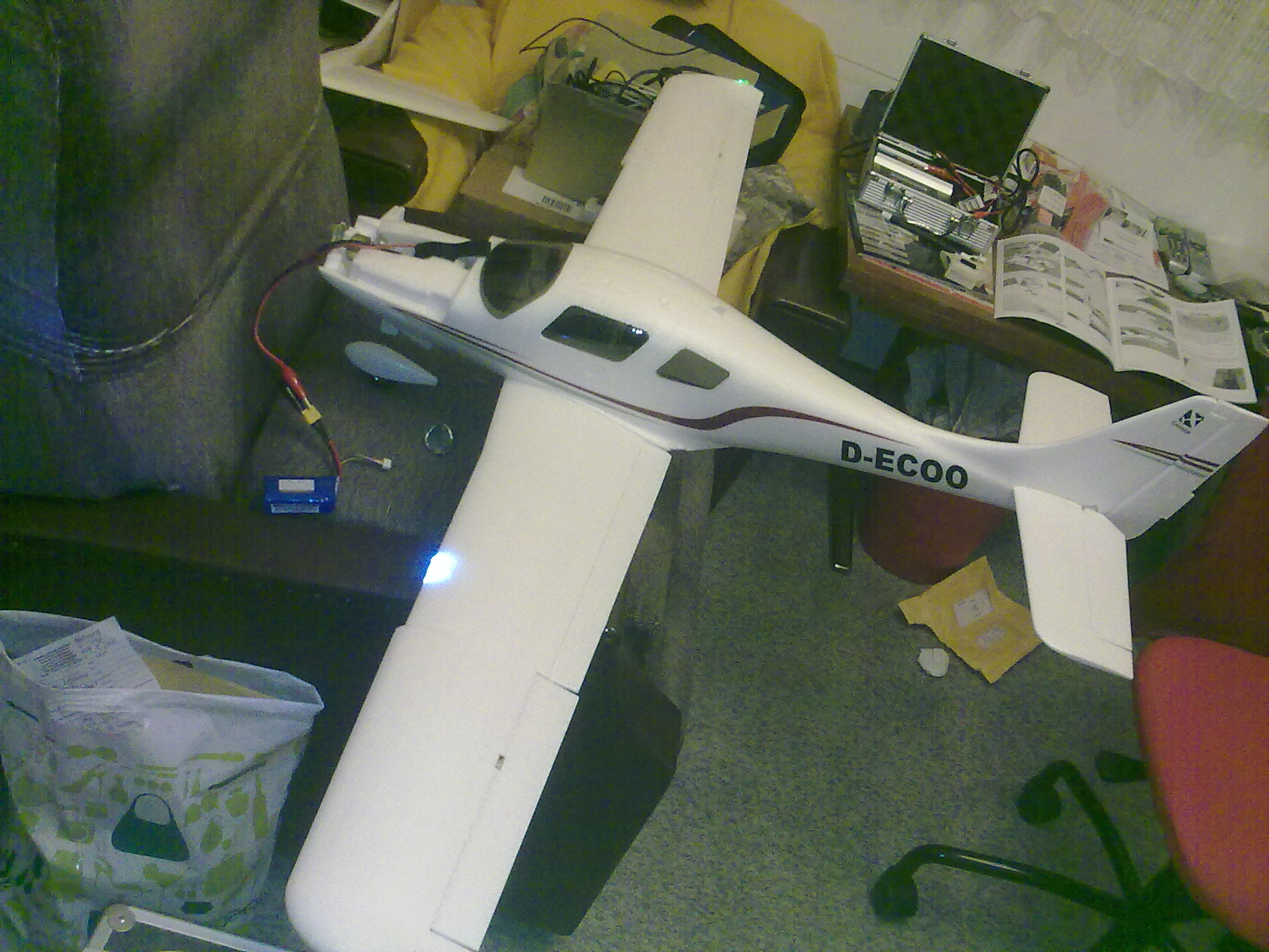 Die Cessna 400 ist fast fertig